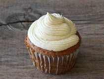 Apple Butter Cupcakes with Cream Cheese Frosting