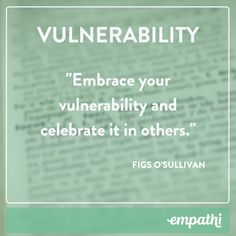 Knowing and accepting your vulnerability in love is an essential step toward having a successful relationship! Vulnerability Quotes, Successful Relationships, Knowing You, Feelings, Learning, Character, Studying, Teaching, Lettering
