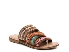 Matisse Kurtis Flat Sandal