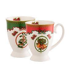 Bildresultat för English christmas mugs uk