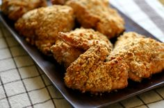 The Only Oven Fried Chicken Recipe You Need… 4 pts