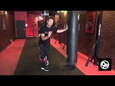 Roundhouse Kick: How to Hit With the Proper Part of Your Foot - YouTube