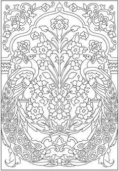 Mandala Drawing Book New 44 Most Splendid Mandala Peacock Adult Coloring Pages for Adult Coloring Pages, Peacock Coloring Pages, Mandala Coloring, Printable Coloring Pages, Coloring Sheets, Colouring Pages For Adults, Creative Haven Coloring Books, Foto Poster, Dover Publications