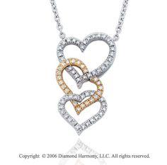 my necklace...my 3 children <3