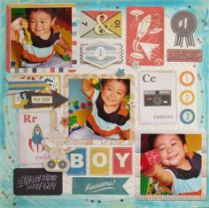 『BOY』 by Miyuki Kawakami