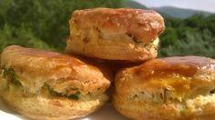 Peynirli Maydanozlu Macaron(makaron) Tuzlu Kurabiye Tarifi