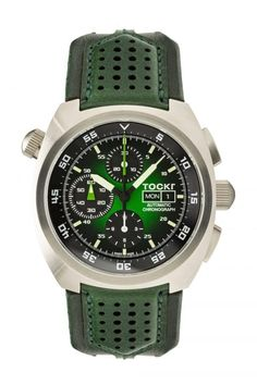 Discover the AirDefender Chronograph SILVERADO by Tockr. Incredible Hulk, Amazing, Back Strap, Casio Watch, Chronograph, Cool Stuff, Stuff To Buy, The Incredibles, Watches
