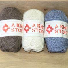 Nettbutikk og butikk i Haugesund, som har et supert utvalg av garn fra A Knit Story, rask og fri levering. Garn fra A Knit Story finner du hos oss.