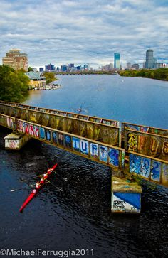 Getting pumped for Head of the Charles