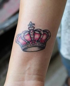 I want a crown tattoo like this