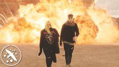 Felix Jaehn - Bonfire (feat. ALMA) [Offizielles Video]I am the bonfire You make me stronger I'm going higher I live off your gasoline, gasoline...
