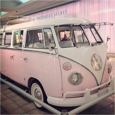 The VS Bus - Volkswagen Pink ☮ re-pinned by http://www.wfpblogs.com/author/southfloridah2o/