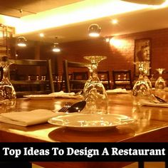 """Restaurants can be designed in innovative ways. Creativity and experimental ideas can be implemented to decorate a eatery and give it a """"wow"""" appearance. Whether it's about opening a new store or restoring an old one, every restaurant must be furnished in style. Theme, on the other hand, is one of the most crucial designing factors that every restaurant owner is opting for. Nowadays, most of the cafeterias, burger stores, pizza outlets, etc. are designed and decorated keeping in mind a…"""
