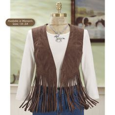 Amarillo Vest - Western Wear, Equestrian Inspired Clothing, Jewelry, Home Décor, Gifts