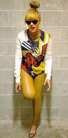 CFDA Fashion Icon Award Winner: Beyonce's Best Style Moments - All of my favorite outfits Beyonce has ever worn! Old school and current - Beyonce is always looking AMAZING!