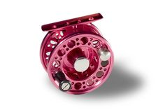 Pink Fly Fishing Reel.