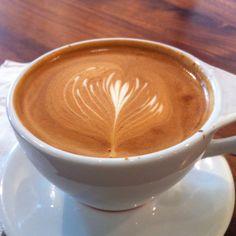 Latte, Intelligentsia Coffee
