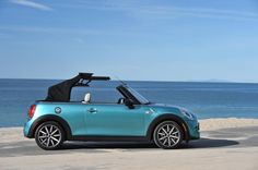 Mini did a superb job with its latest hatchback, but will removing the roof ruin things? We drive the latest Convertible on US roads to find out Mini Cooper Models, Mini Cooper S, Mini Cooper Classic, Classic Mini, My Dream Car, Dream Cars, Mini Cooper Interior, Mini Cooper Accessories, Mini Cabrio