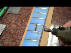 Building a Strat Neck Luthier Build Process Part 2 - YouTube