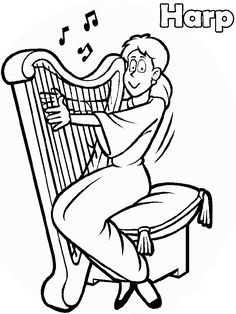 music coloring pages music coloring pages coloringpagesabccom