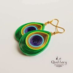60 gorgeous jewelry with QUILLING technique! | Do it yourself ideas and projects