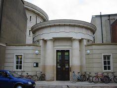 Robert Adam | Biblioteca Sackler | Oxford, Reino Unido | 2001