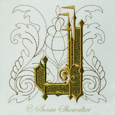 The Citadel Alphabet- J: Sonia Showalter