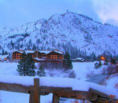 Squaw Valley Ski Resort | Lake Tahoe, CA #Travel