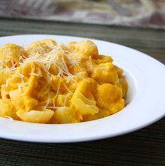 collecting memories: Creamy Pumpkin Pasta