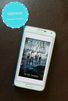 Die Rezension zu Battle Island von Peter Freund gibt's auf meinem Blog!