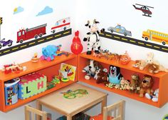 Rosenberry Rooms has everything imaginable for your child's room! Share the news and get $20 Off  your purchase! (*Minimum purchase required.) Cars and Trucks Wall Decals