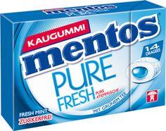 Mentos Kaugummi Pure Fresh Mint Pocketbox