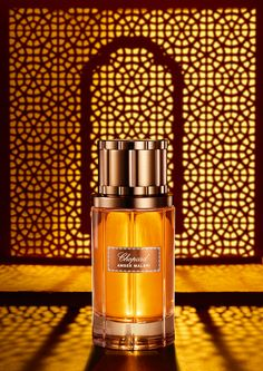 Amber Malaki, the latest addition to the Malaki collection is a #warm, enigmatic #new #fragrance by Chopard!