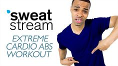 20 Min. EXTREME Cardio HIIT Abs Standing Six-Pack Workout w/ Millionair...