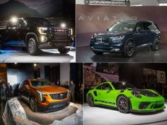 2018 New York Auto Show: 9 Major Debuts You'll Want to Know About