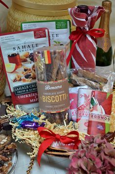 Love making foodie baskets with special items from BL and FD stores.  I have also been a lucky Maxxinista!