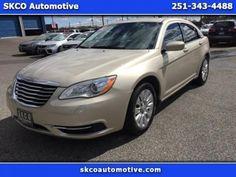 2014 Chrysler 200 $12,950