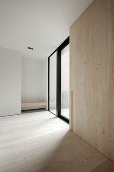 Apartment VV, Antwerp, Belgium, By De Meester Vliegen