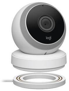 Logitech Circle Wireless HD Security Camera w/ 2-way Talk for $149.99