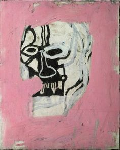 "manufactoriel: "" Untitled (Skull) by Jean Michel Basquiat "" Jm Basquiat, Jean Michel Basquiat Art, Keith Haring, Henri Matisse, Basquiat Paintings, Pop Art, Franz Kline, Robert Rauschenberg, Outsider Art"