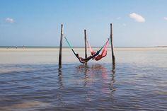 メキシコ・ユカタン半島沖にあるオルボッシュ島は、素晴らしい食事とホテルがそろった穴場のリゾート地だ。白砂のビーチと真っ青な海、ヤシの木以外にはほぼ何もなく、静かに休暇を過ごすにはうってつけだ。