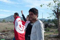 Printemps tunisien. Dec. 18th 2014. 22h35 (21:35 GMT). Arte