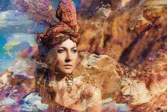 Cosmic Forest Editorials : Marcellus Kimontait for Yacamim Magazine