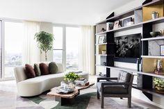 gravityhome:  Apartment in London    Follow Gravity Home: Blog - Instagram - Pinterest - Facebook - Shop  http://ift.tt/2lJarf9