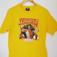 Vintage Rocky Tee Perfect for Rocky Fans, Vintage, One of a kind Tee  Tops Tees - Short Sleeve
