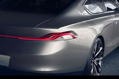 BMW 8 series concept Gran Lusso - 2013