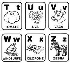Linguagem de Criança: Alfabeto Ilustrado