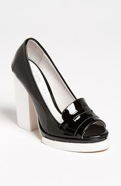 d830d8fc03 Jeffrey Campbell Crofton Pump available at  Nordstrom Flat Boots