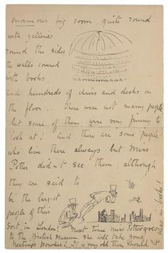 Autograph letter, London, to Marjorie Moore   March 13, 1900, page 4   The Morgan Library & Museum