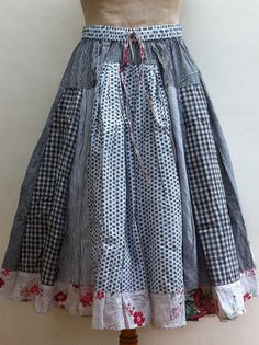 SESAME-CLOTHING... something about gingham and checks and florals